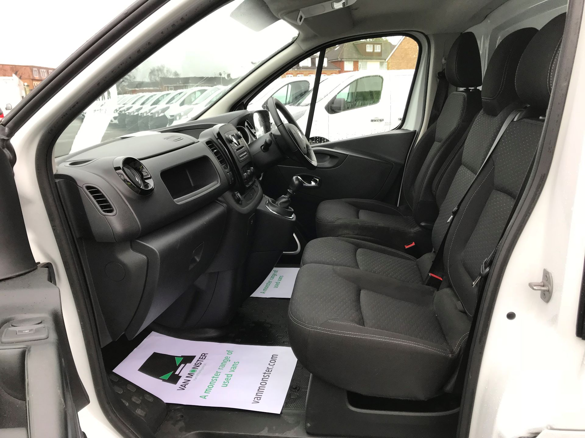 2018 Vauxhall Vivaro  L2 H1 2900 1.6 CDTI 120PS SPORTIVE EURO 6 (DY68XTP) Image 19