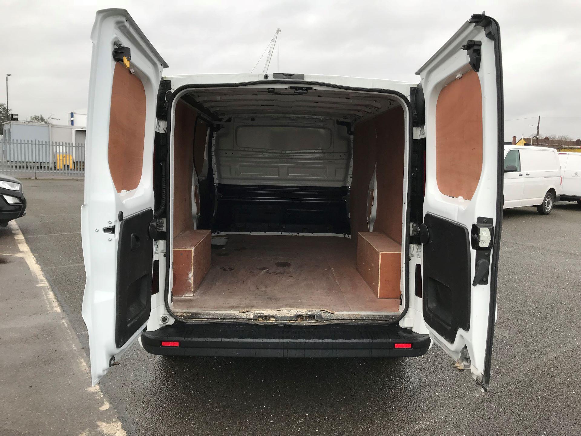 2018 Vauxhall Vivaro  L2 H1 2900 1.6 CDTI 120PS SPORTIVE EURO 6 (DY68XTP) Image 7
