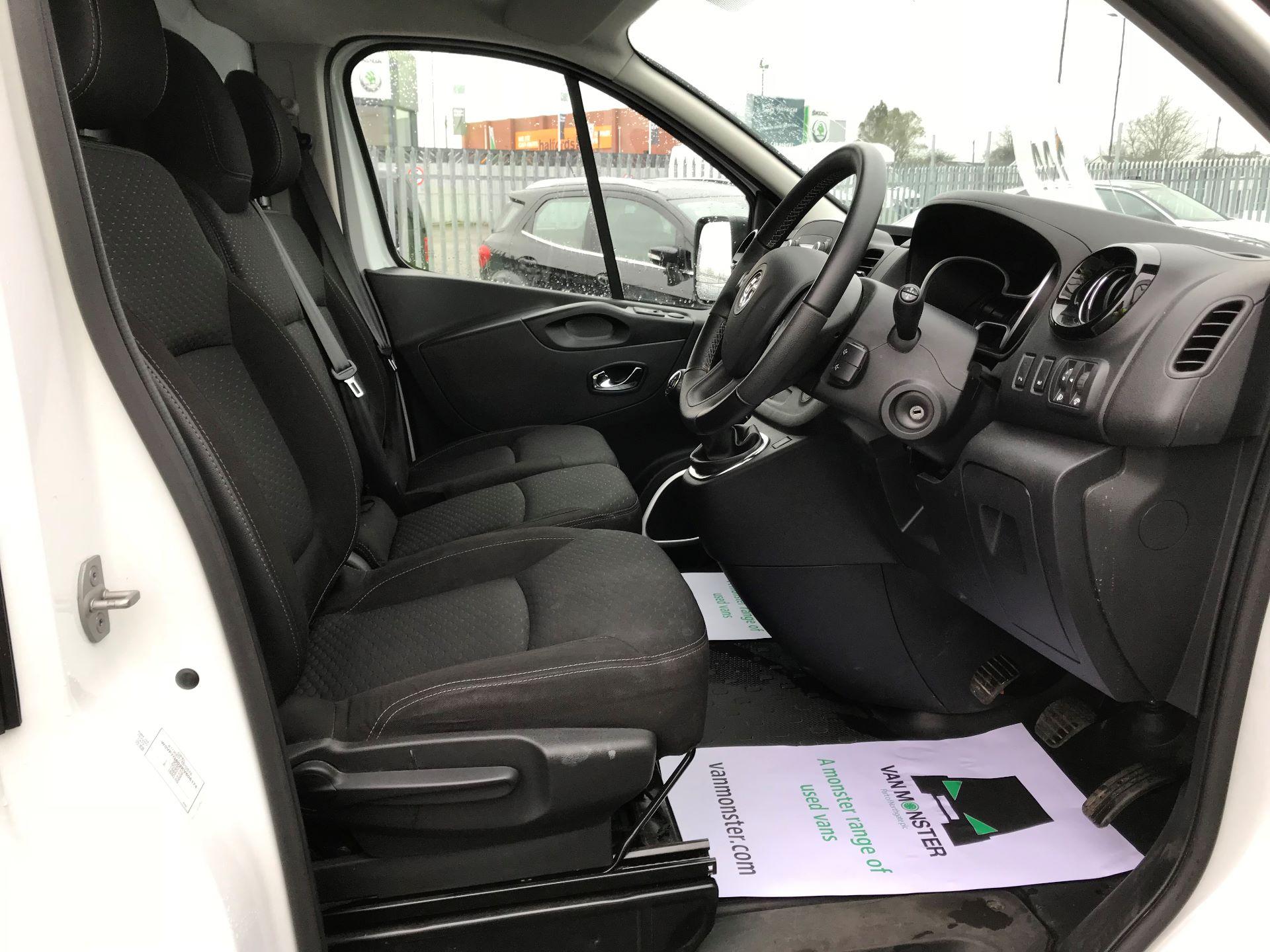 2018 Vauxhall Vivaro  L2 H1 2900 1.6 CDTI 120PS SPORTIVE EURO 6 (DY68XTP) Image 21