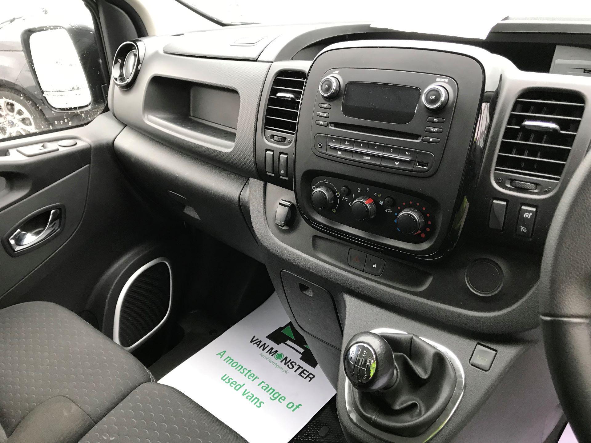 2018 Vauxhall Vivaro  L2 H1 2900 1.6 CDTI 120PS SPORTIVE EURO 6 (DY68XTP) Image 24