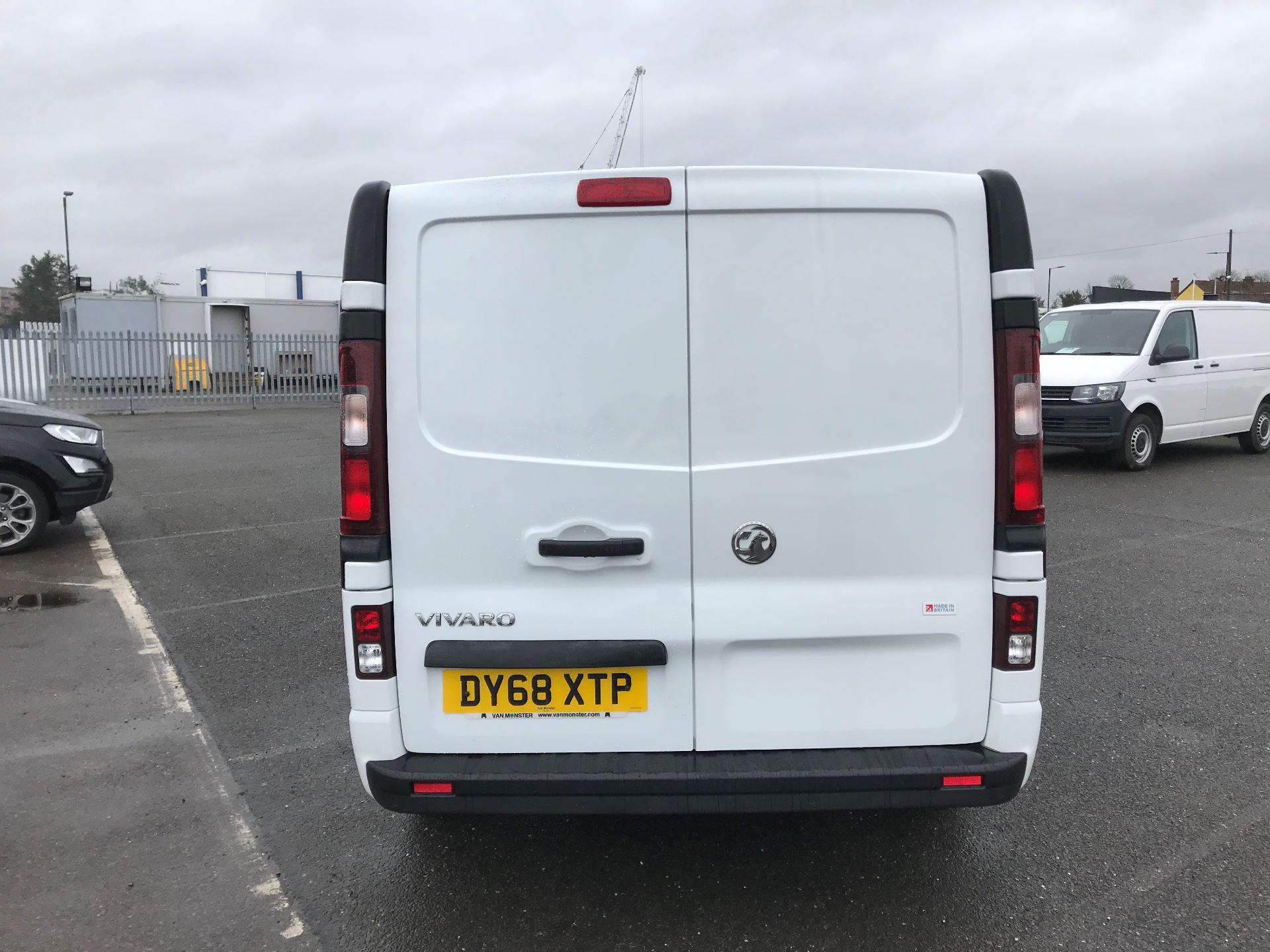 2018 Vauxhall Vivaro  L2 H1 2900 1.6 CDTI 120PS SPORTIVE EURO 6 (DY68XTP) Image 6