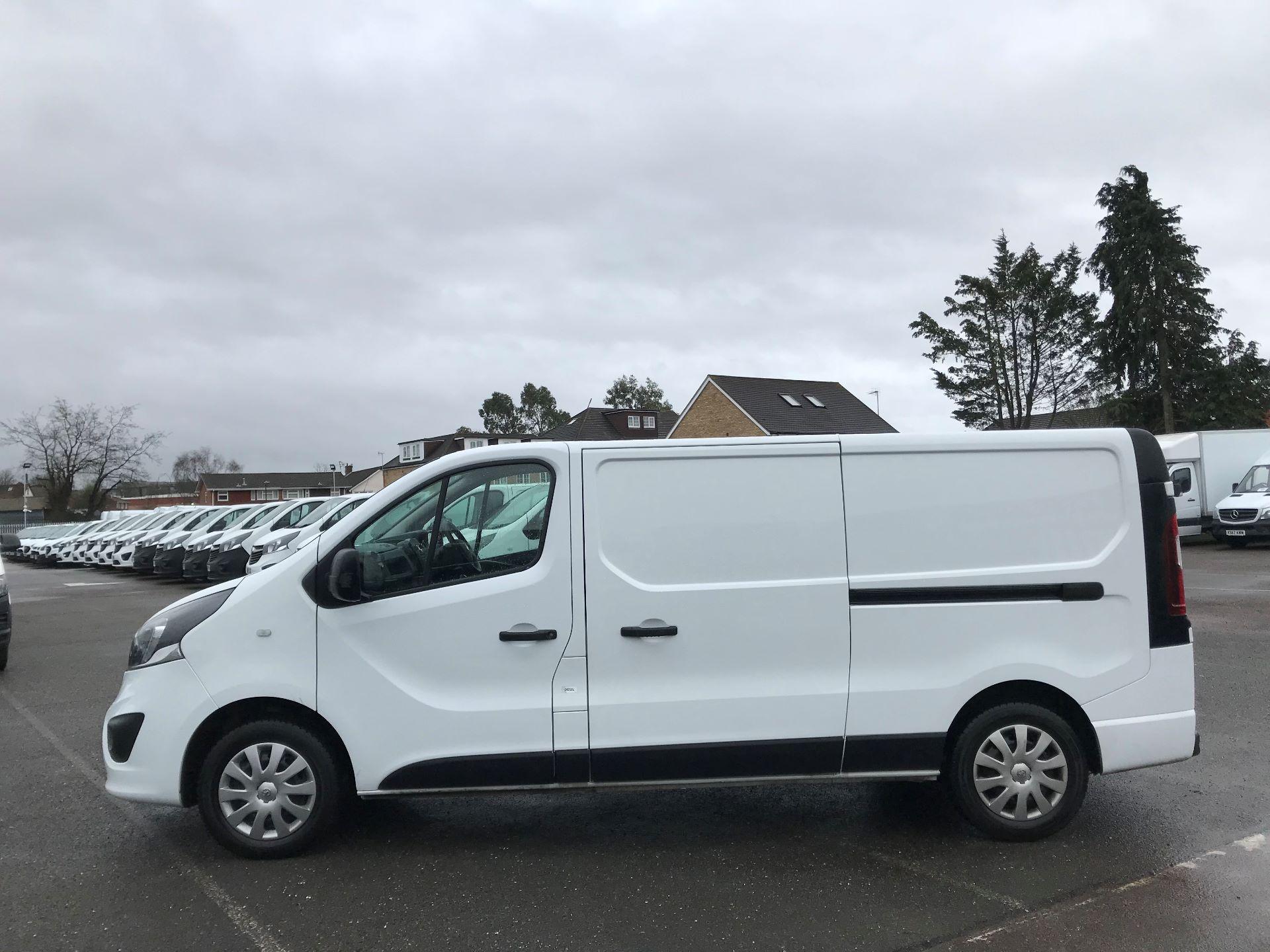 2018 Vauxhall Vivaro  L2 H1 2900 1.6 CDTI 120PS SPORTIVE EURO 6 (DY68XTP) Image 9