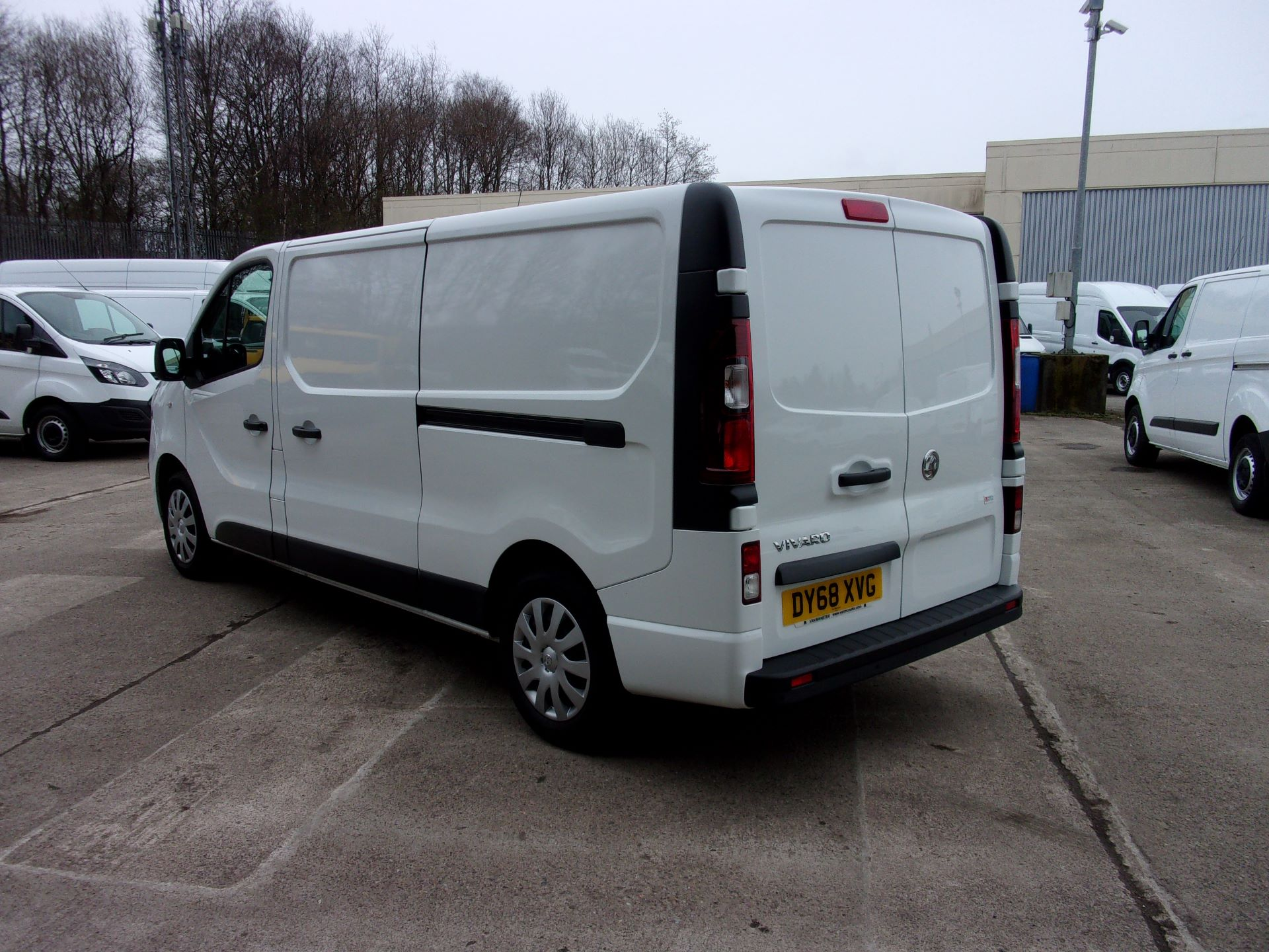 2018 Vauxhall Vivaro L2 H1 2900 1.6 CDTI 120PS SPORTIVE VAN EURO 6 (DY68XVG) Image 13