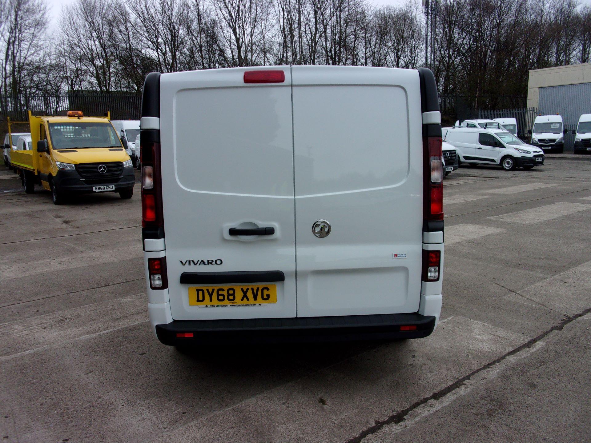 2018 Vauxhall Vivaro L2 H1 2900 1.6 CDTI 120PS SPORTIVE VAN EURO 6 (DY68XVG) Image 12