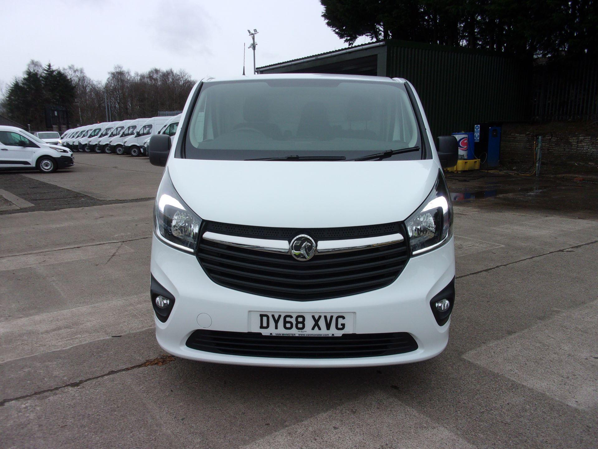 2018 Vauxhall Vivaro L2 H1 2900 1.6 CDTI 120PS SPORTIVE VAN EURO 6 (DY68XVG) Image 17