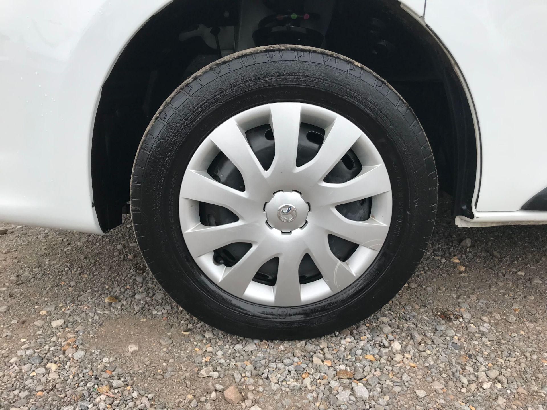 2018 Vauxhall Vivaro L2 H1 2900 1.6CDTI 120PS SPORTIVE EURO 6 (DY68XWP) Image 21