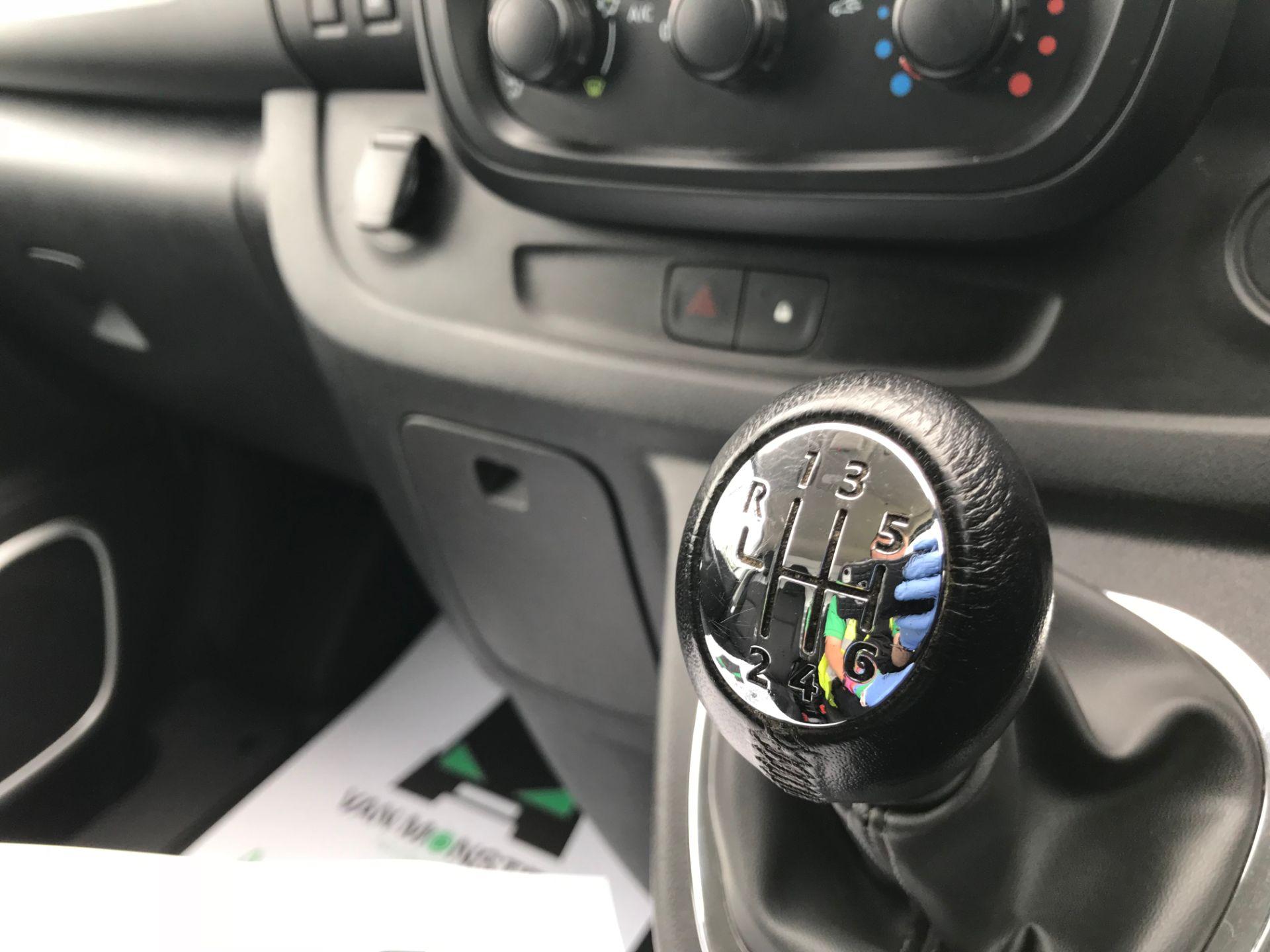2018 Vauxhall Vivaro L2 H1 2900 1.6CDTI 120PS SPORTIVE EURO 6 (DY68XWP) Image 29