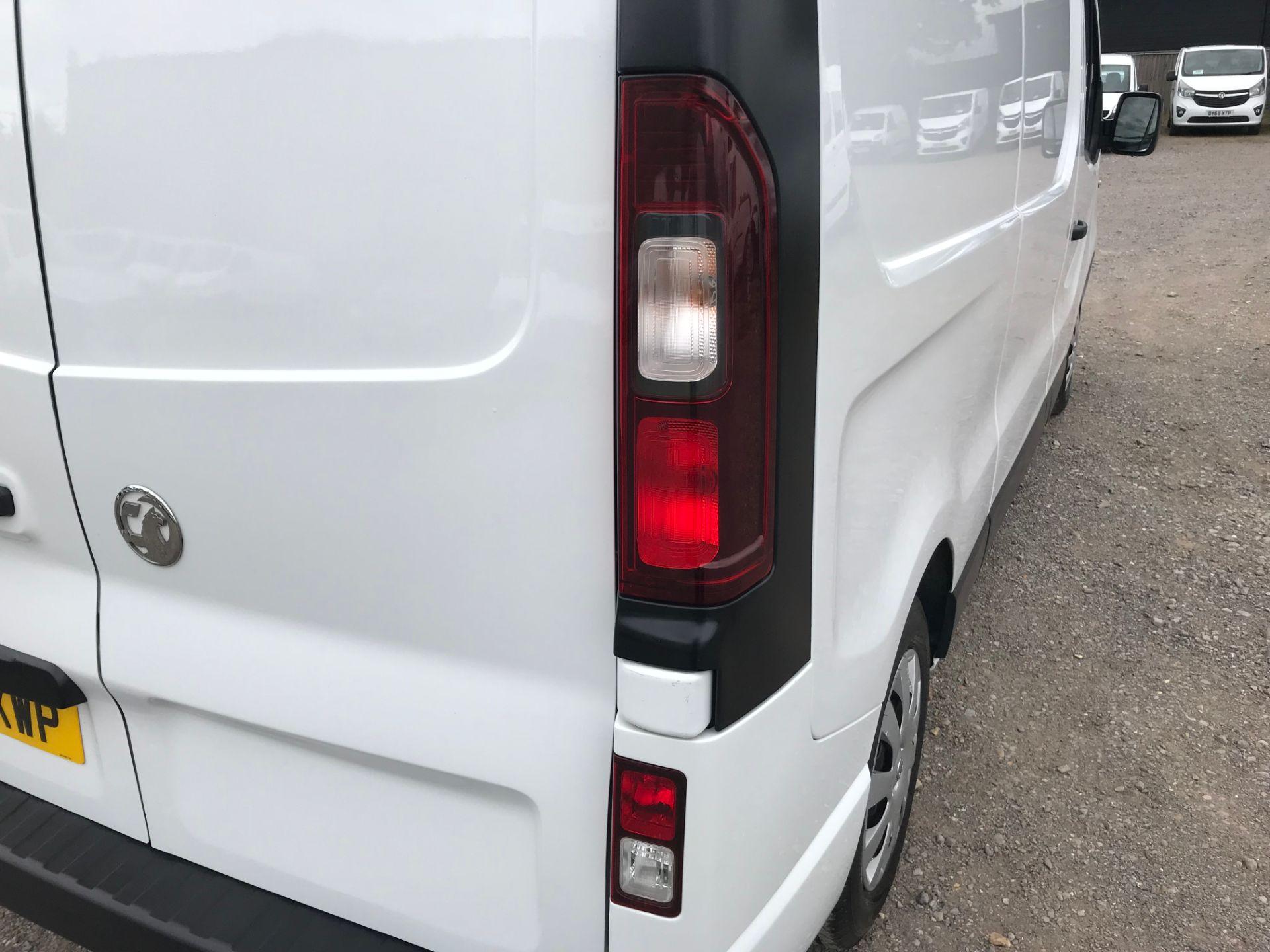 2018 Vauxhall Vivaro L2 H1 2900 1.6CDTI 120PS SPORTIVE EURO 6 (DY68XWP) Image 17