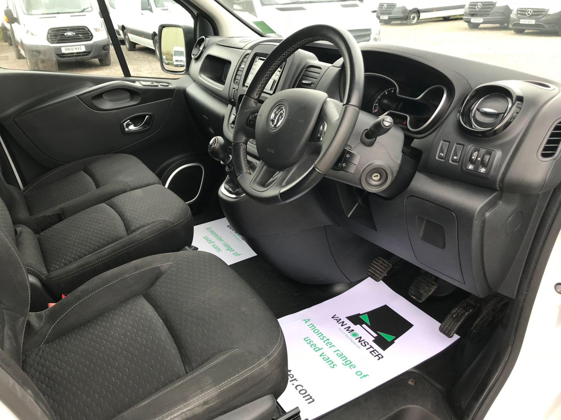 2018 Vauxhall Vivaro L2 H1 2900 1.6CDTI 120PS SPORTIVE EURO 6 (DY68XWP) Image 23