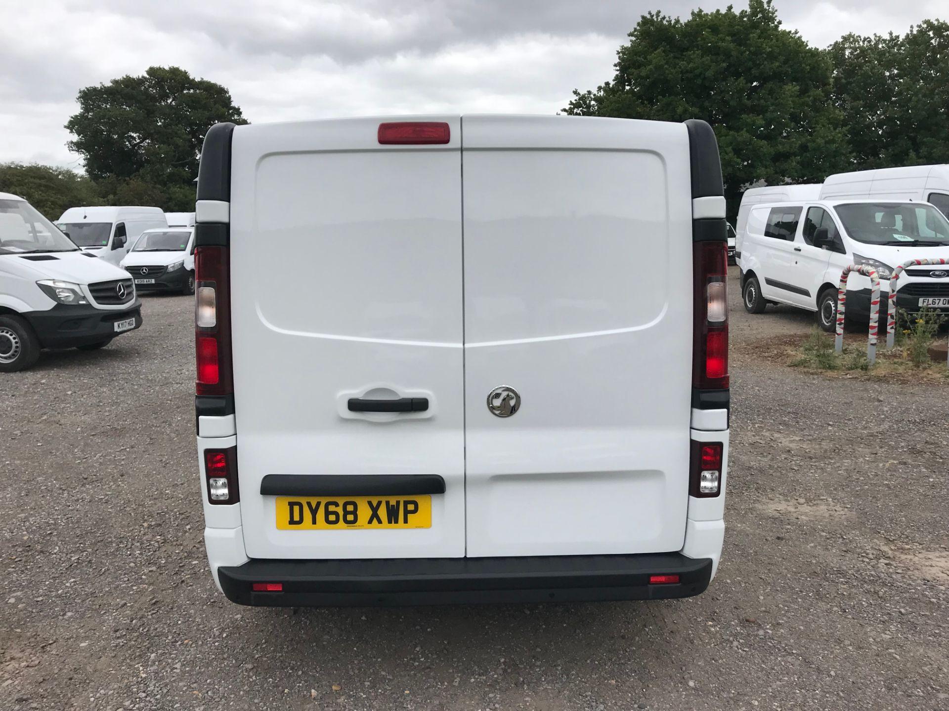 2018 Vauxhall Vivaro L2 H1 2900 1.6CDTI 120PS SPORTIVE EURO 6 (DY68XWP) Image 5
