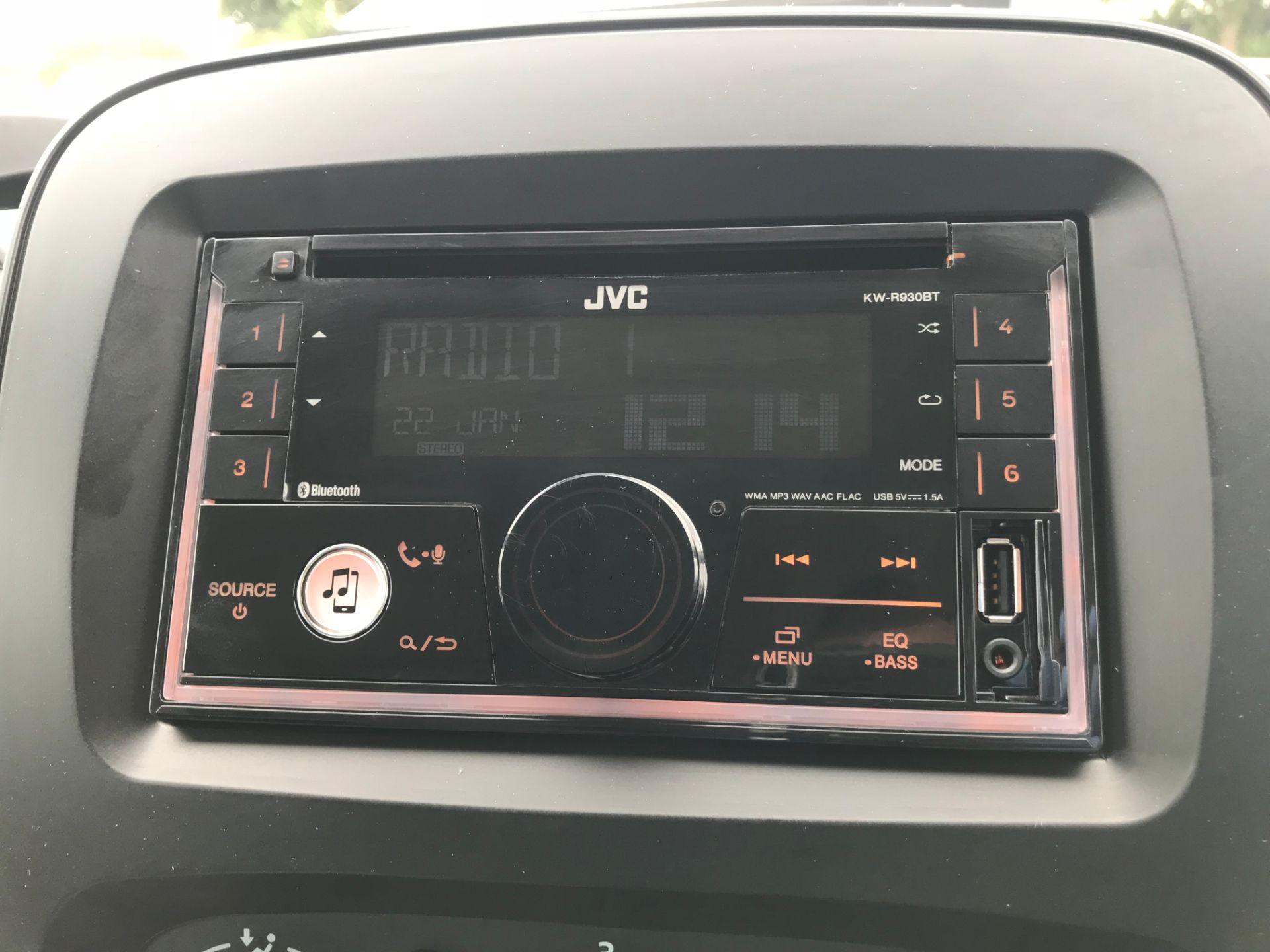 2018 Vauxhall Vivaro L2 H1 2900 1.6CDTI 120PS SPORTIVE EURO 6 (DY68XWP) Image 27