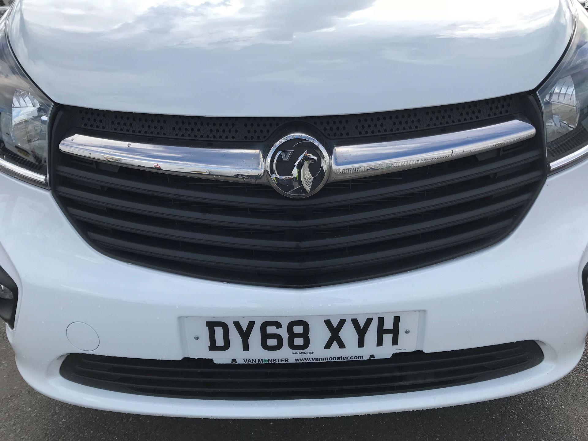 2018 Vauxhall Vivaro  L2 H1 2900 1.6 CDTI 120PS SPORTIVE EURO 6 (DY68XYH) Image 12