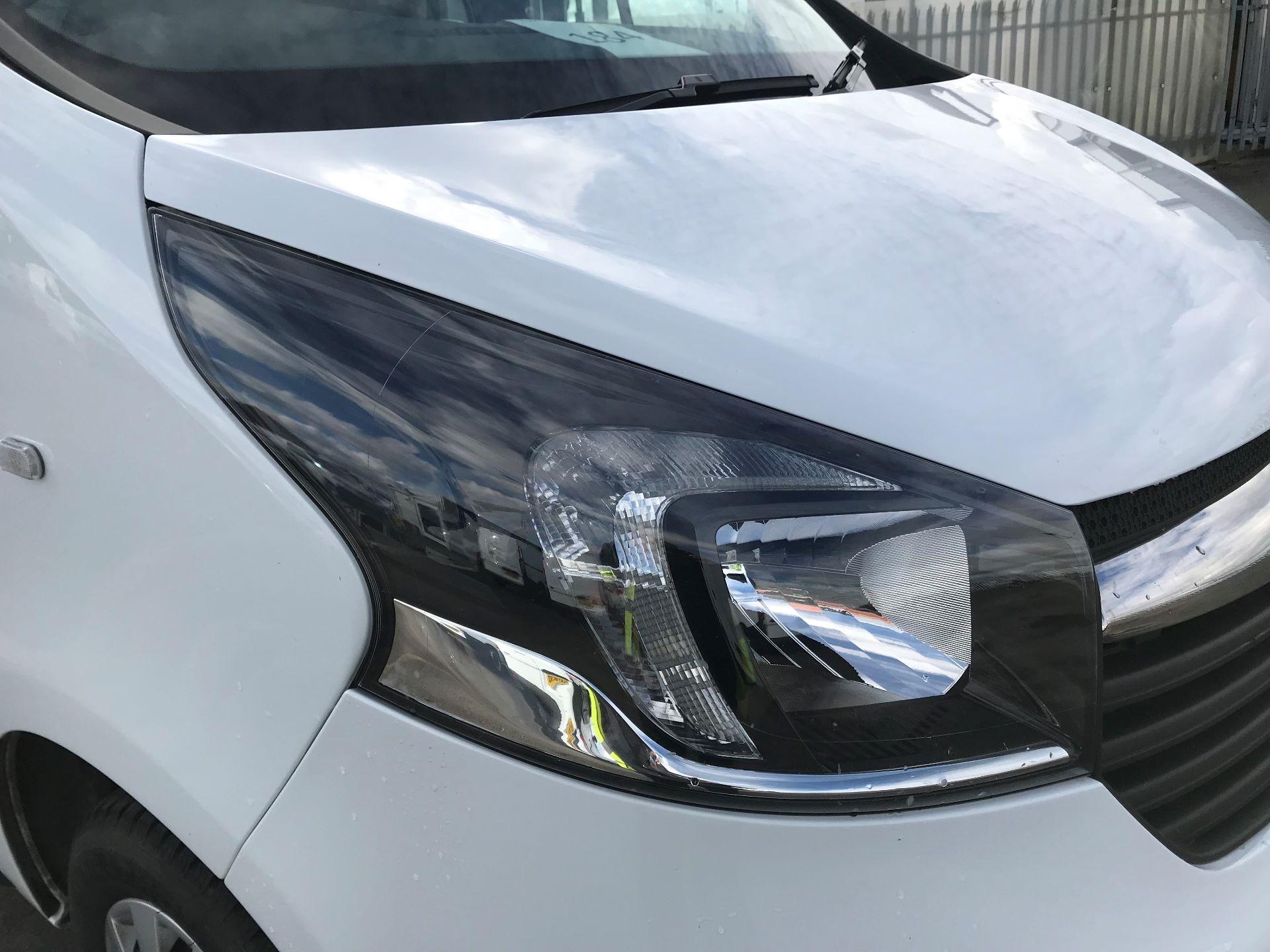 2018 Vauxhall Vivaro  L2 H1 2900 1.6 CDTI 120PS SPORTIVE EURO 6 (DY68XYH) Image 14