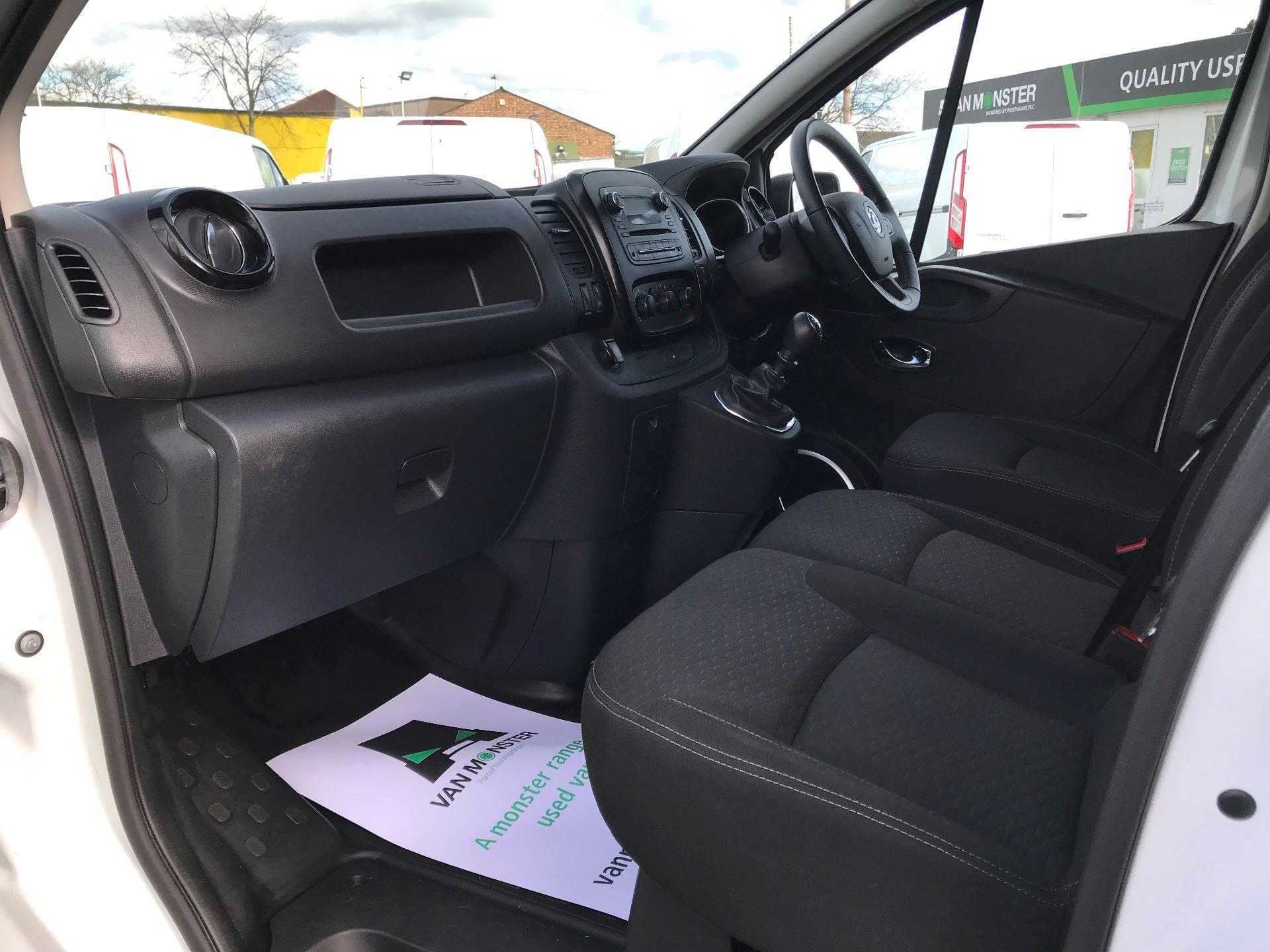 2018 Vauxhall Vivaro  L2 H1 2900 1.6 CDTI 120PS SPORTIVE EURO 6 (DY68XYH) Image 18