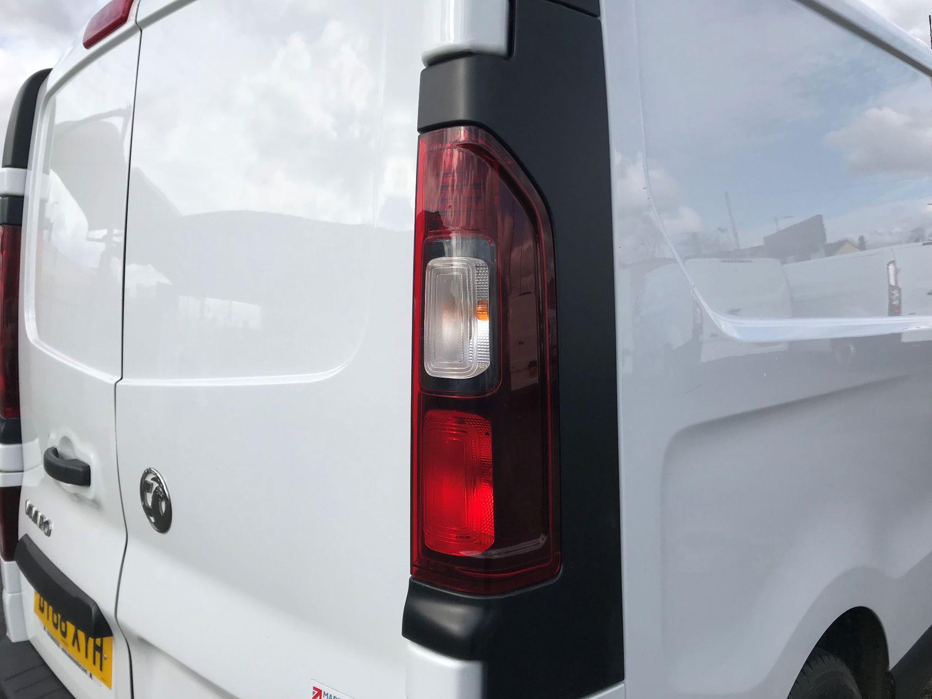 2018 Vauxhall Vivaro  L2 H1 2900 1.6 CDTI 120PS SPORTIVE EURO 6 (DY68XYH) Image 13