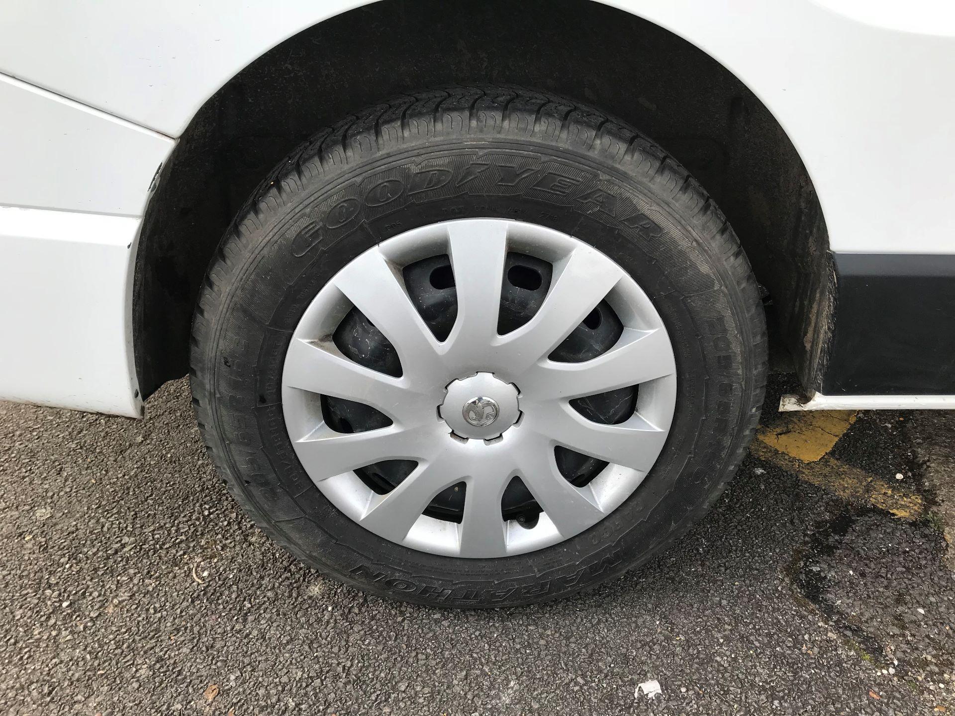 2018 Vauxhall Vivaro  L2 H1 2900 1.6 CDTI 120PS SPORTIVE EURO 6 (DY68XYH) Image 16