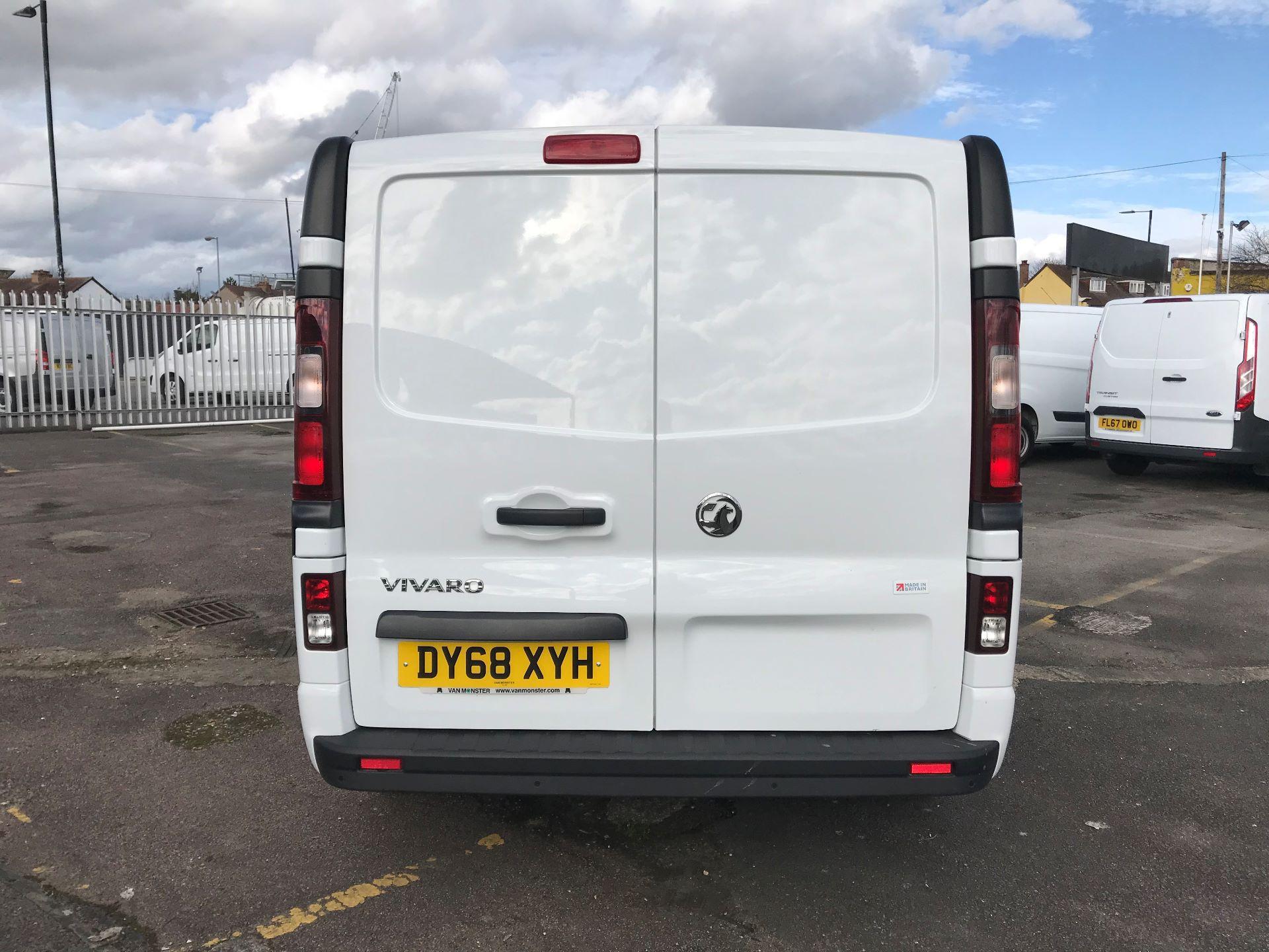 2018 Vauxhall Vivaro  L2 H1 2900 1.6 CDTI 120PS SPORTIVE EURO 6 (DY68XYH) Image 6