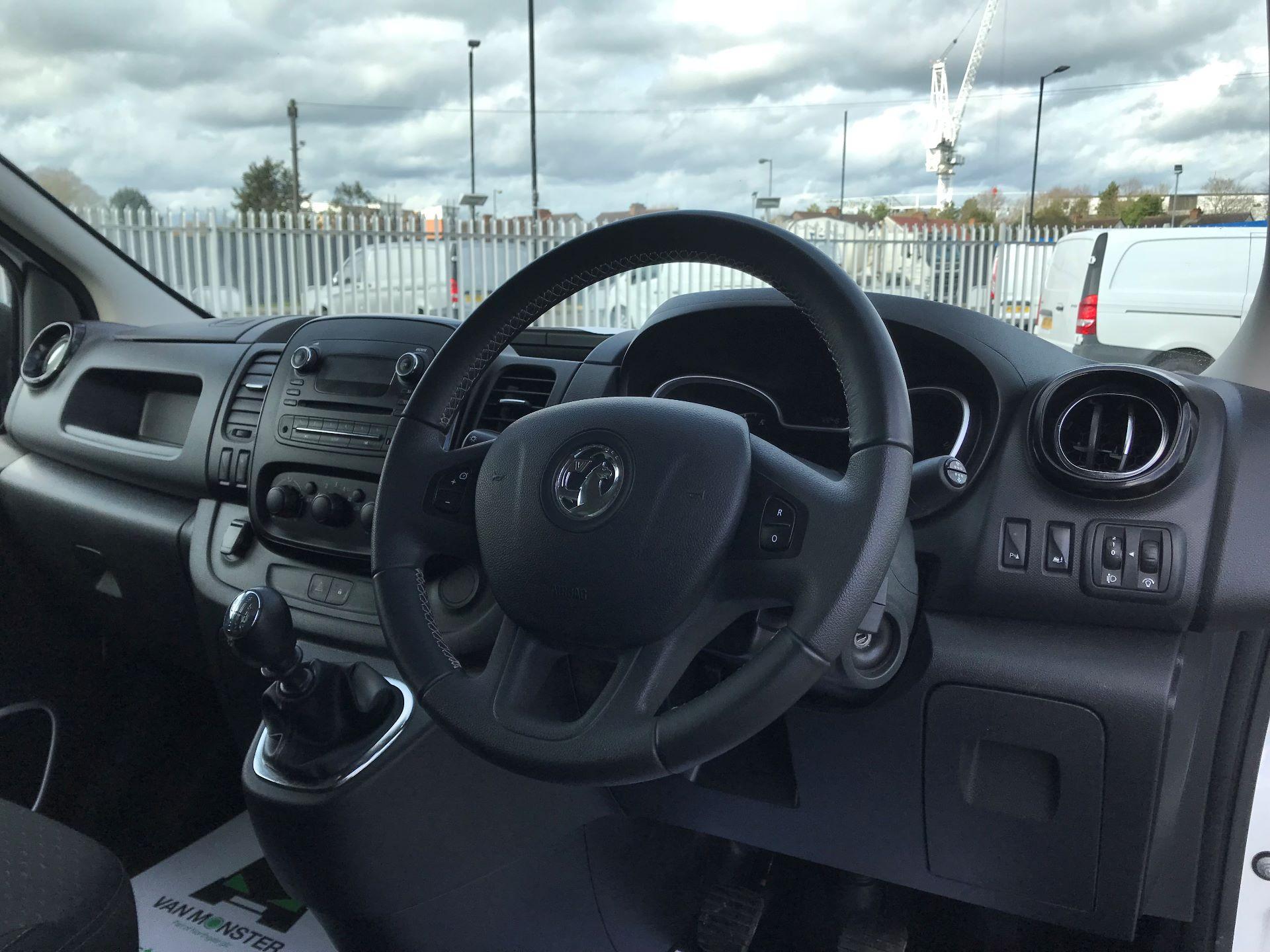 2018 Vauxhall Vivaro  L2 H1 2900 1.6 CDTI 120PS SPORTIVE EURO 6 (DY68XYH) Image 21