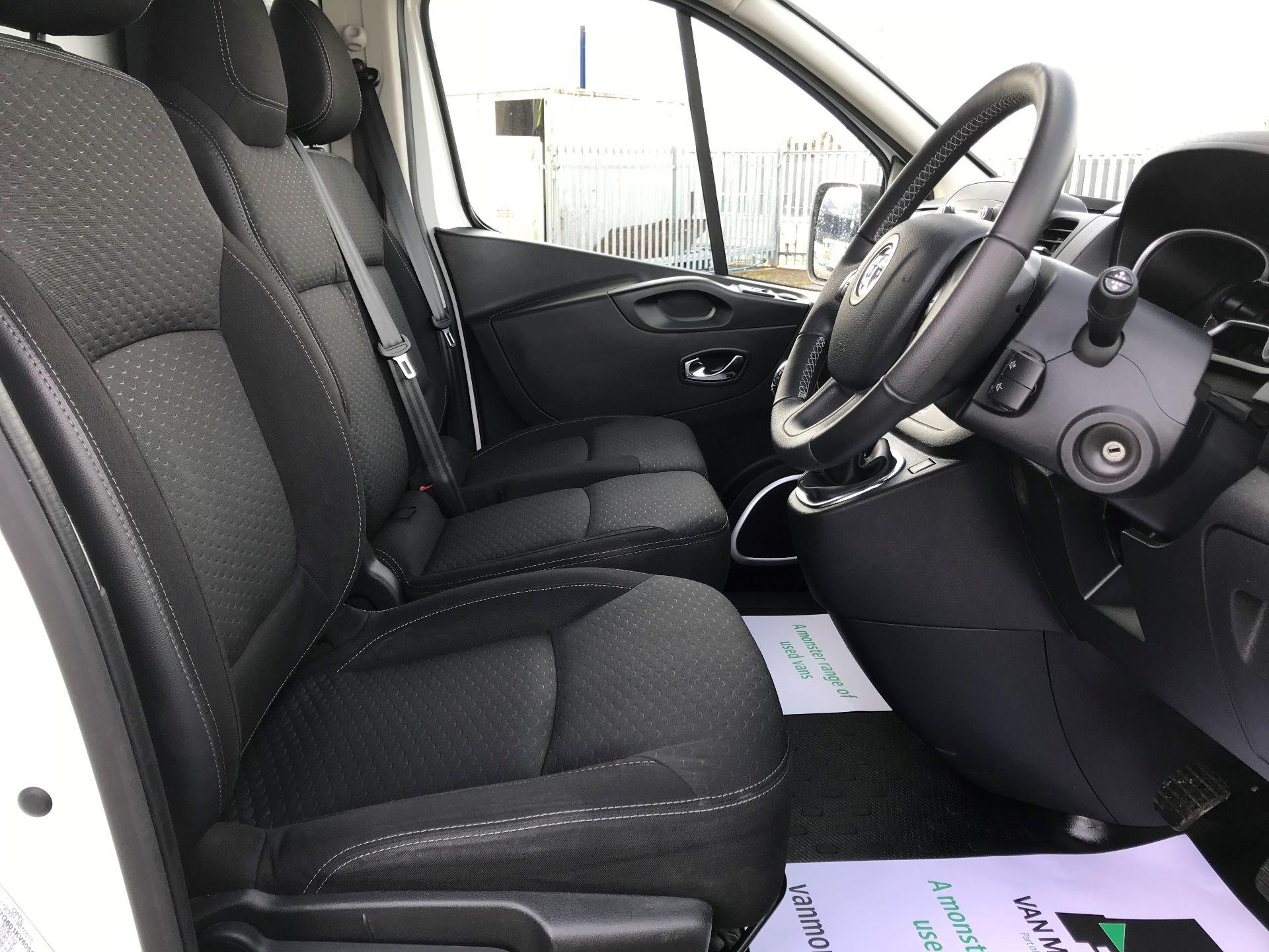 2018 Vauxhall Vivaro  L2 H1 2900 1.6 CDTI 120PS SPORTIVE EURO 6 (DY68XYH) Image 20