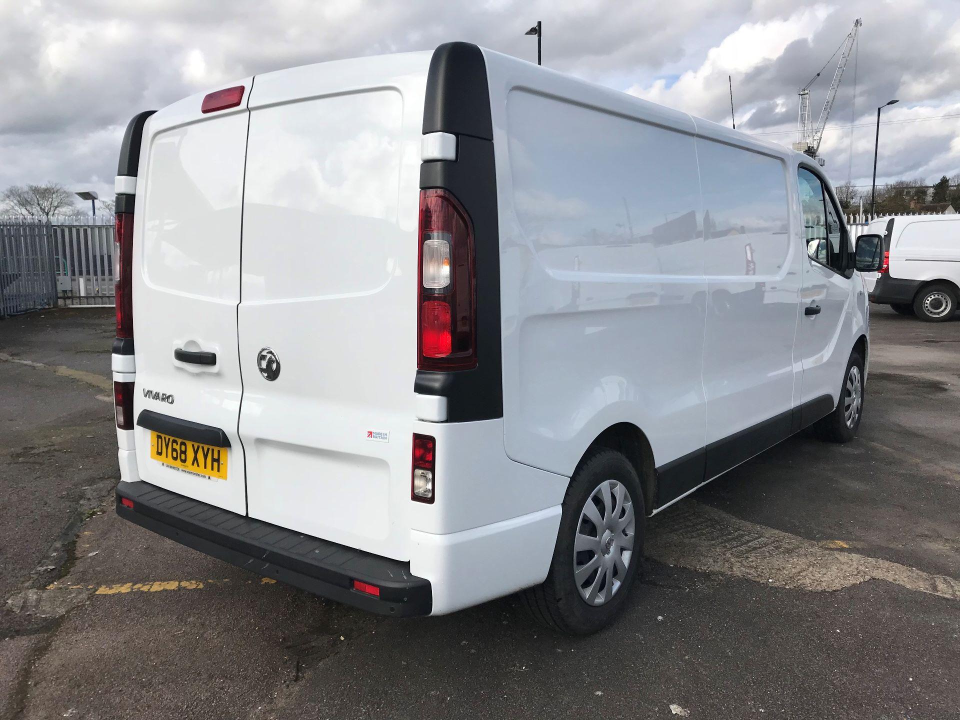 2018 Vauxhall Vivaro  L2 H1 2900 1.6 CDTI 120PS SPORTIVE EURO 6 (DY68XYH) Image 4