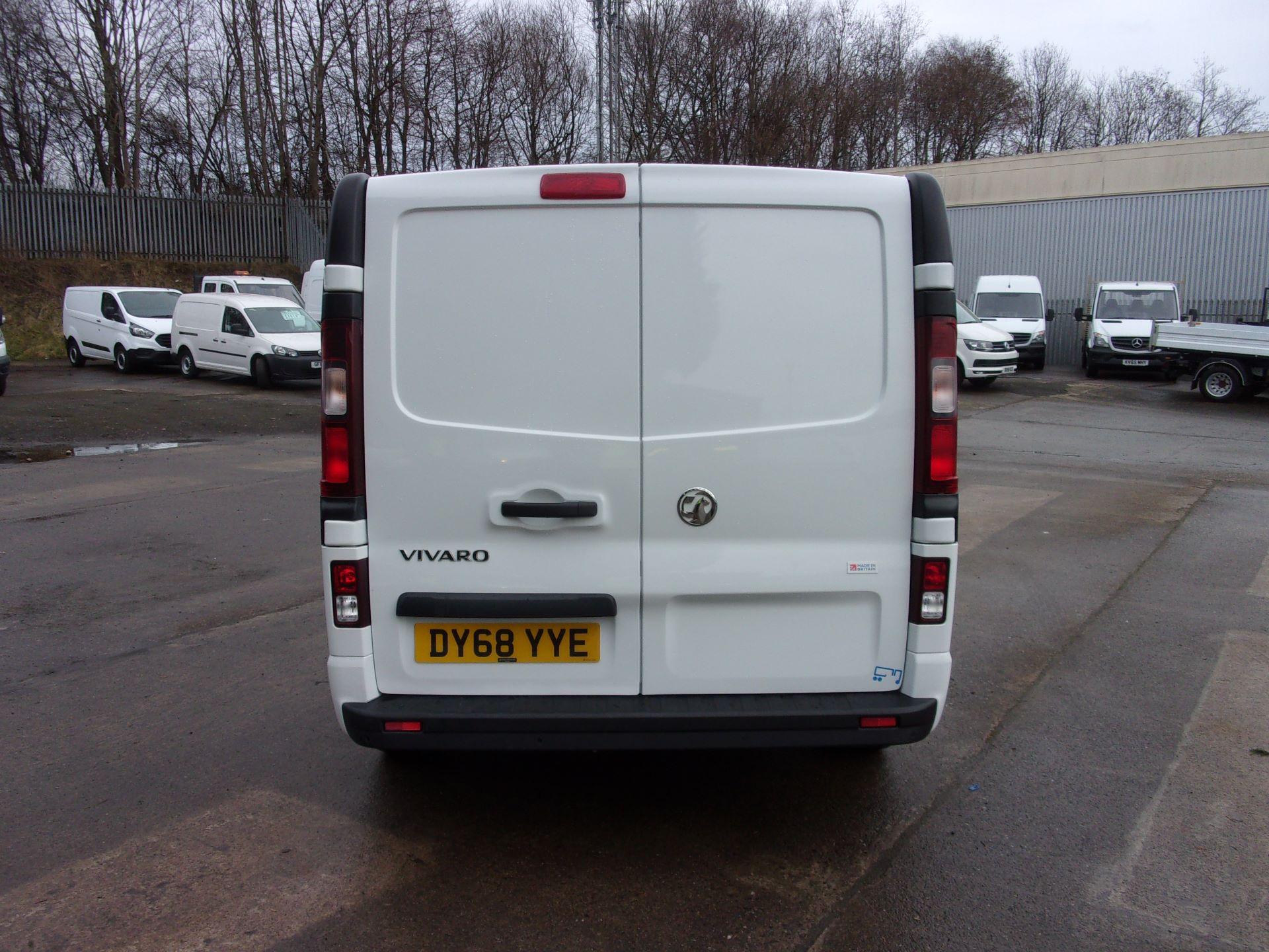 2018 Vauxhall Vivaro L1 H1 2900 1.6 CDTI 120PS SPORTIVE VAN EURO 6 (DY68YYE) Image 13