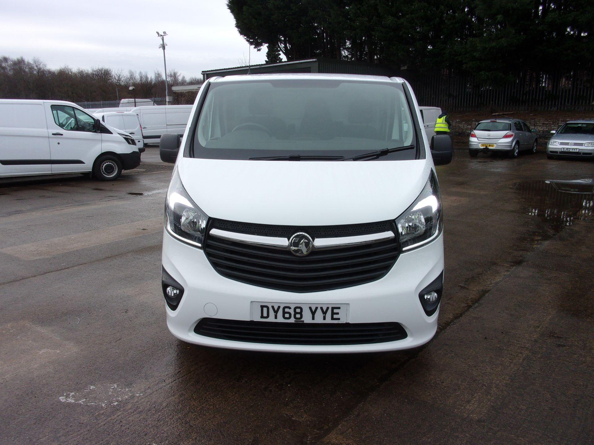 2018 Vauxhall Vivaro L1 H1 2900 1.6 CDTI 120PS SPORTIVE VAN EURO 6 (DY68YYE) Image 18