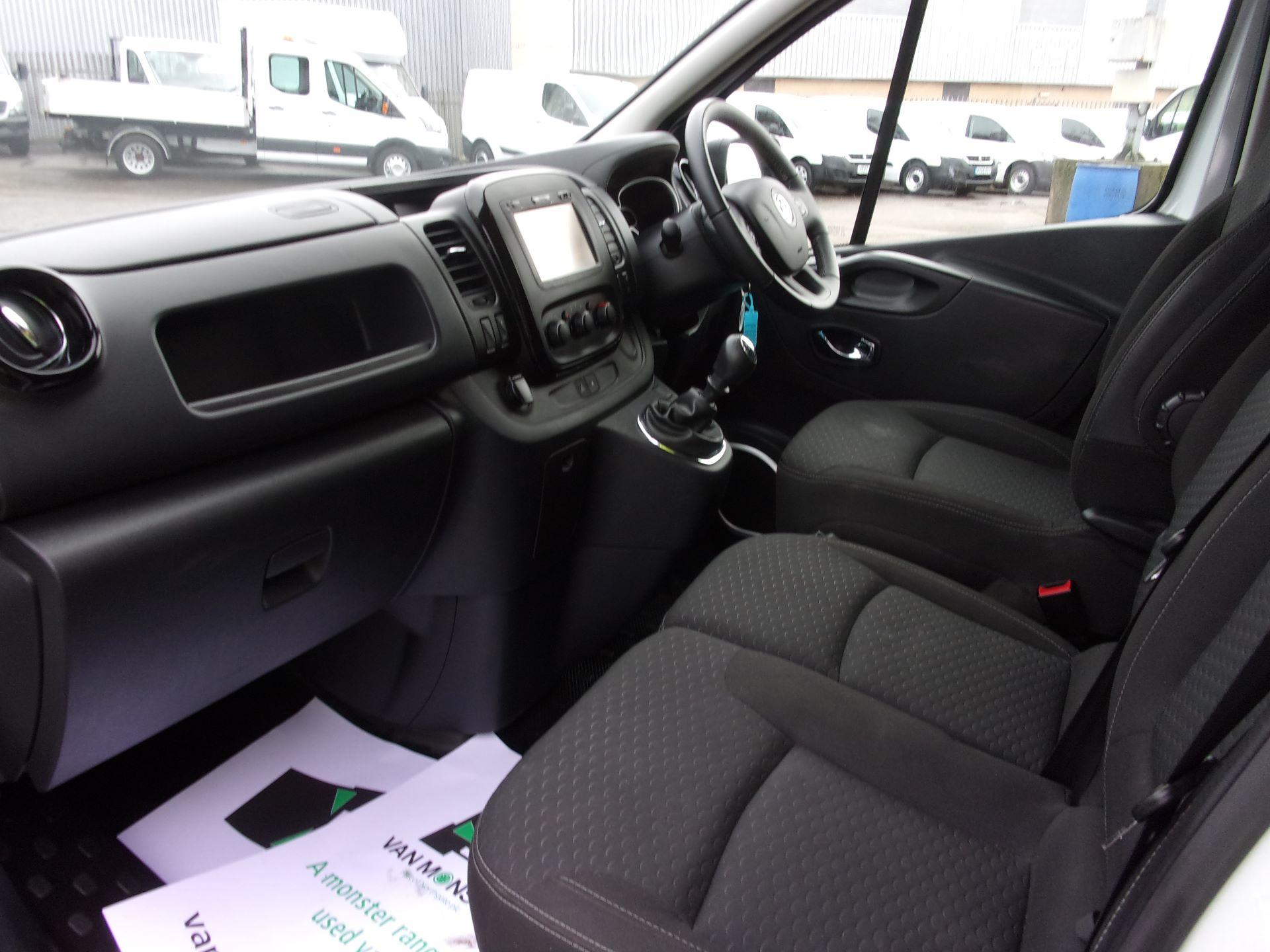 2018 Vauxhall Vivaro L1 H1 2900 1.6 CDTI 120PS SPORTIVE VAN EURO 6 (DY68YYE) Image 16