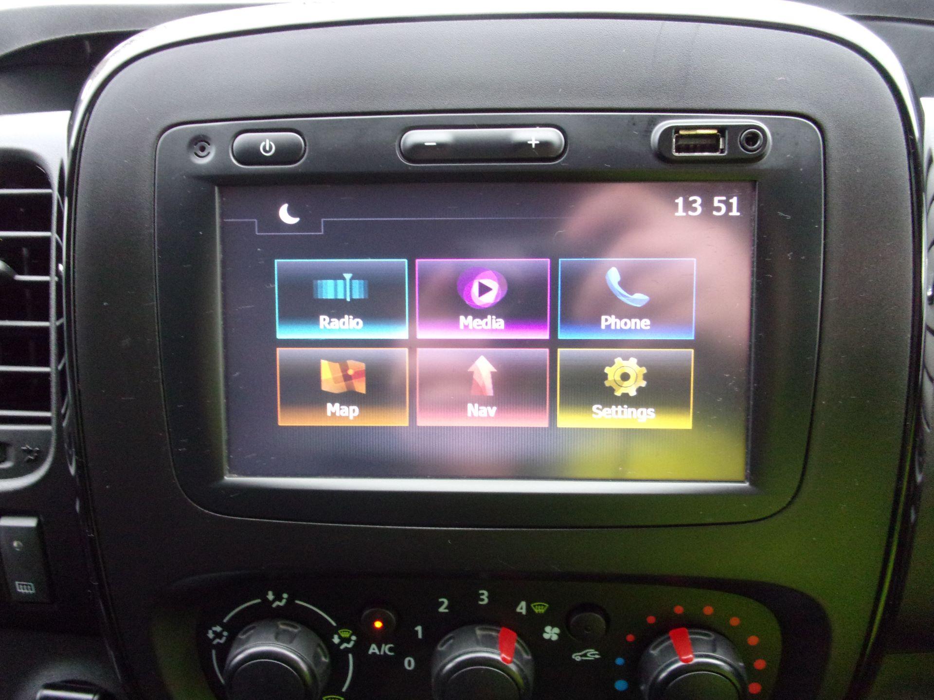 2018 Vauxhall Vivaro L1 H1 2900 1.6 CDTI 120PS SPORTIVE VAN EURO 6 (DY68YYE) Image 3