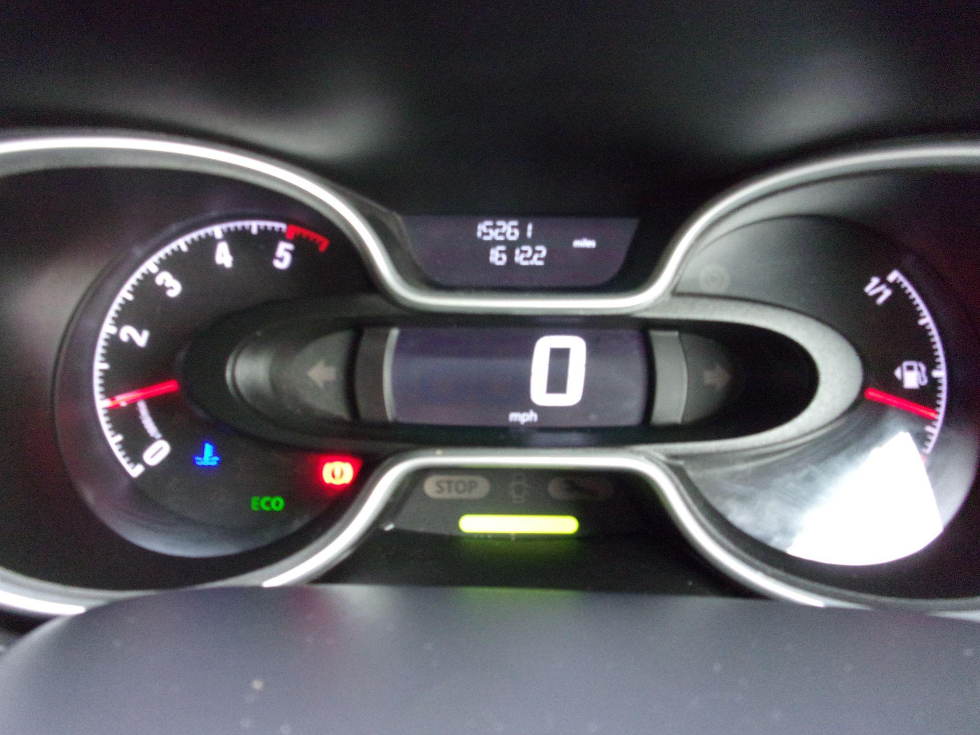 2018 Vauxhall Vivaro L1 H1 2900 1.6 CDTI 120PS SPORTIVE VAN EURO 6 (DY68YYE) Image 7