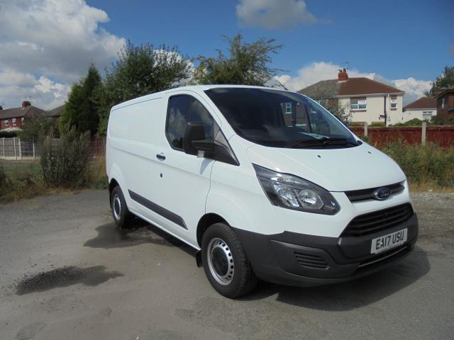 2017 Ford Transit Custom 270 L1 DIESEL FWD 2.0 TDCI 105PS LOW ROOF VAN EURO 6 (EA17USU)