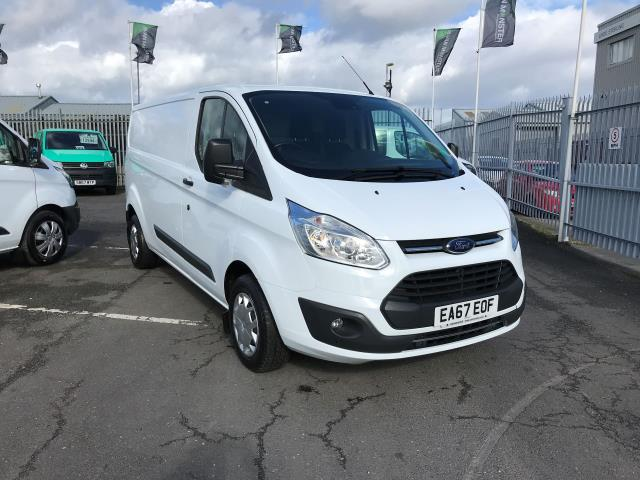 2017 Ford Transit Custom 290 L2 DIESEL FWD 2.0TDCI 105PS LOW ROOF TREND (EA67EOF)