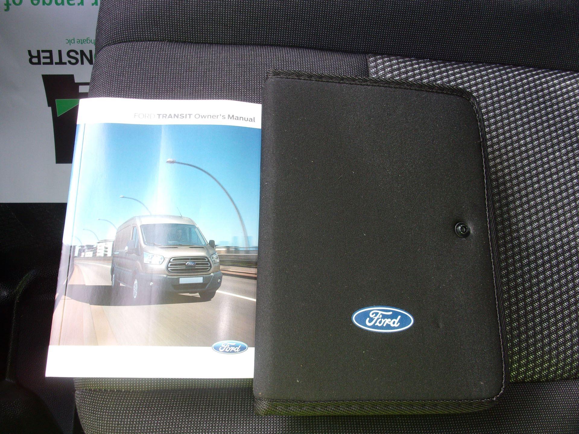 2018 Ford Transit 350 L4 H3 LWB JUMBO DIESEL RWD 2.0 TDCI 130PS VAN EURO 6 (EF18LTZ) Image 22