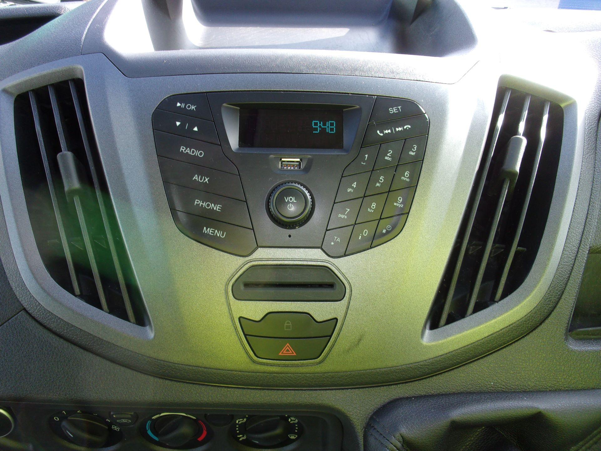 2018 Ford Transit 350 L4 H3 LWB JUMBO DIESEL RWD 2.0 TDCI 130PS VAN EURO 6 (EF18LTZ) Image 3
