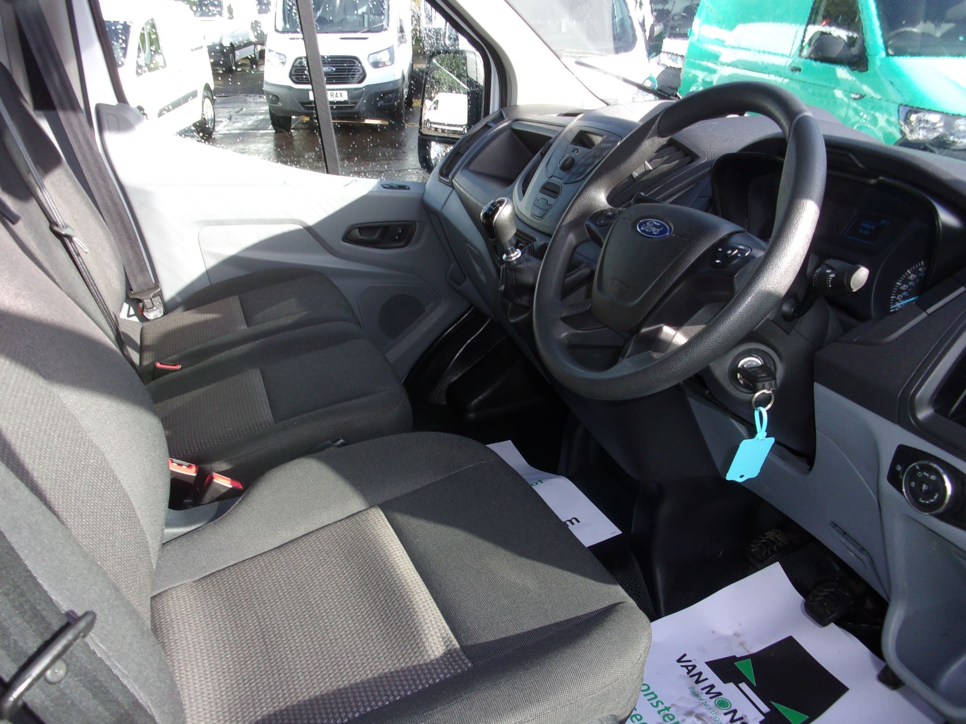 2018 Ford Transit 350 L4 H3 LWB JUMBO DIESEL RWD 2.0 TDCI 130PS VAN EURO 6 (EF18LTZ) Image 2