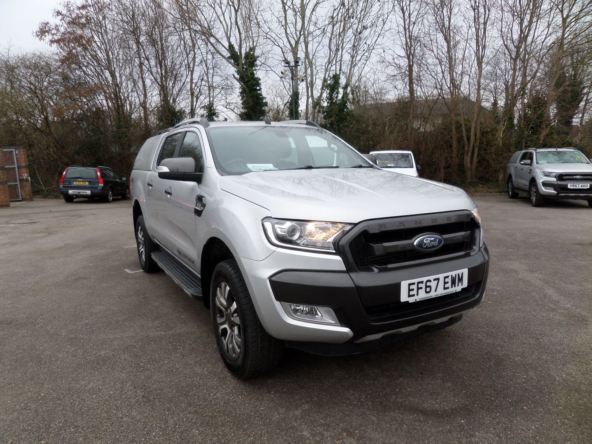 2017 Ford Ranger Pick Up Double Cab Wildtrak 3.2 Tdci 200 Euro 6 (EF67EWM)