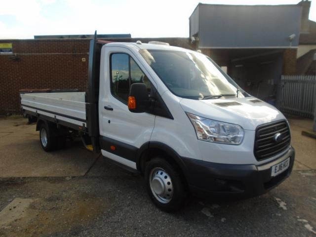 2016 Ford Transit T350 Tdci 125Ps Heavy Duty Dropside (EJ16HCG)