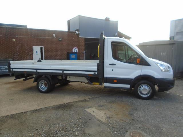 2016 Ford Transit T350 Tdci 125Ps Heavy Duty Dropside EURO 5 (EJ16HCG) Thumbnail 10