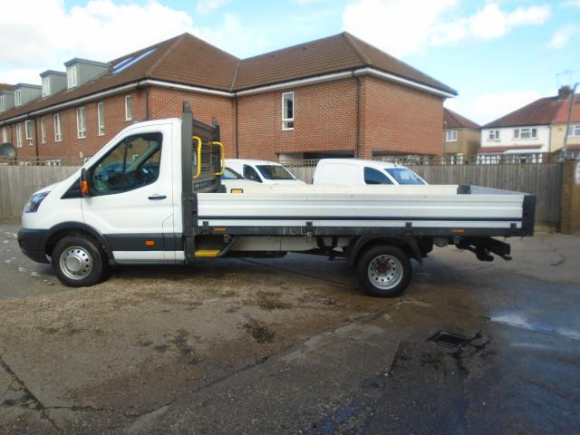 2016 Ford Transit T350 Tdci 125Ps Heavy Duty Dropside EURO 5 (EJ16HCG) Thumbnail 7