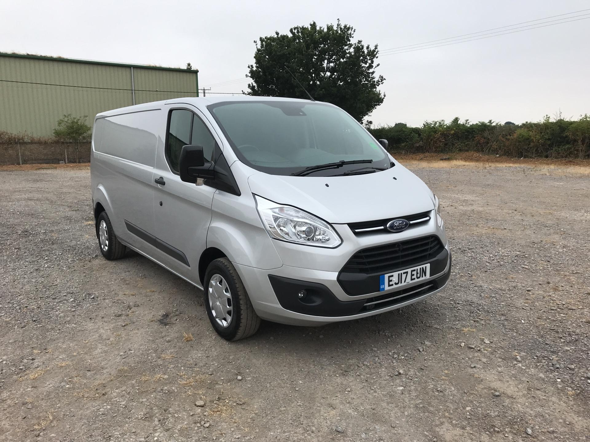 2017 Ford Transit Custom 2.0 105Ps Low Roof Trend Euro 6 (EJ17EUN)