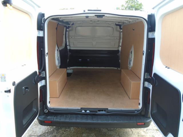 2020 Renault Trafic Sl28 Energy Dci 120 Business Van (EJ70HXH) Image 13