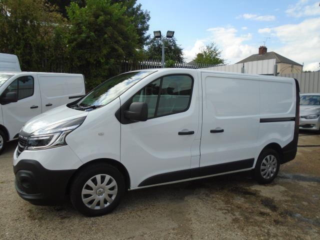 2020 Renault Trafic Sl28 Energy Dci 120 Business Van (EJ70HXH) Image 4