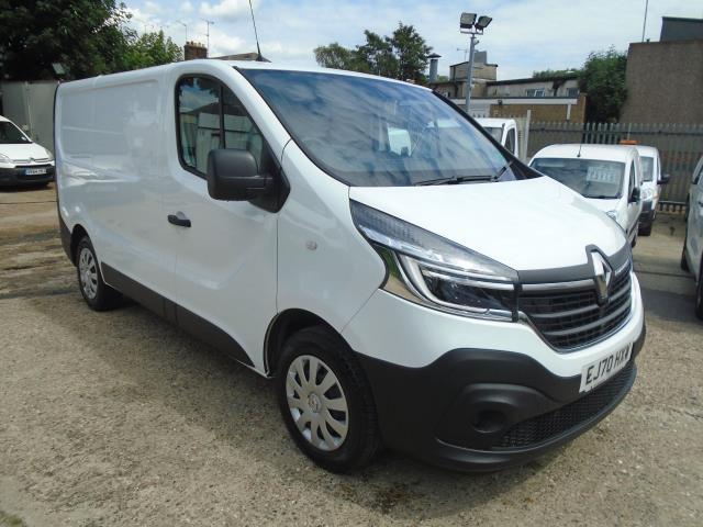 2020 Renault Trafic Sl28 Energy Dci 120 Business Van