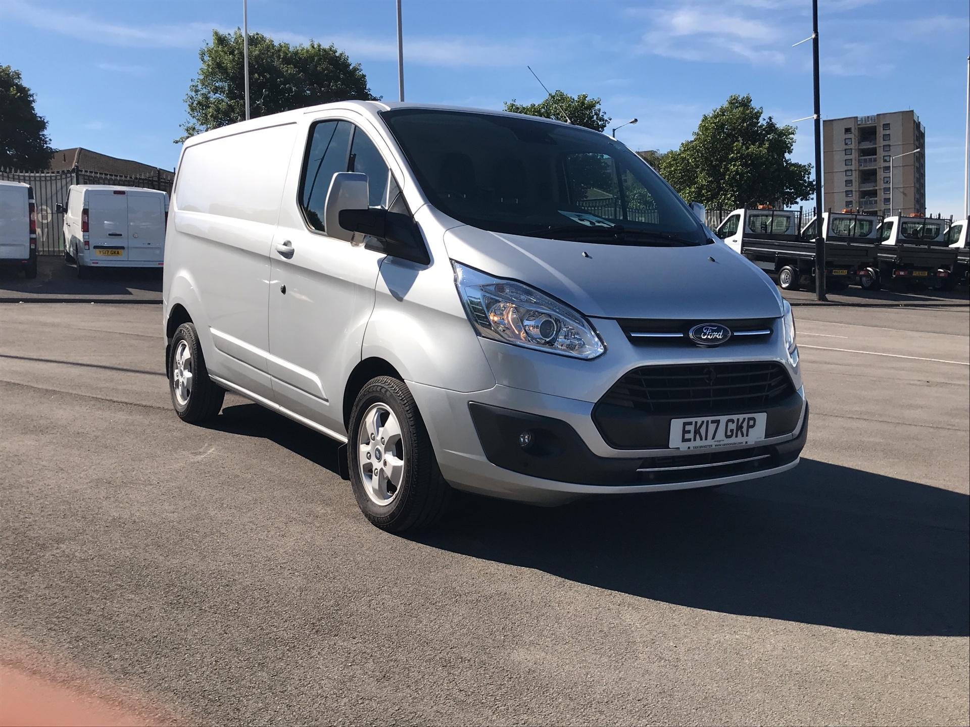 2017 Ford Transit Custom 2.0 Tdci 130Ps Low Roof Limited Van Euro 6 (EK17GKP)