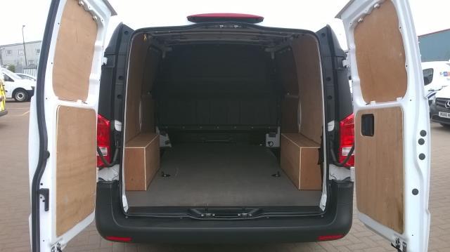 2015 Mercedes-Benz Vito LONG 114CDI BLUETEC VAN EURO 5  (EK65WME) Image 12