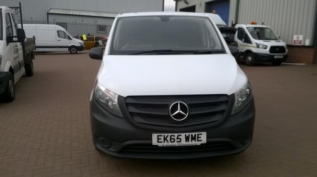 2015 Mercedes-Benz Vito LONG 114CDI BLUETEC VAN EURO 5  (EK65WME) Image 2