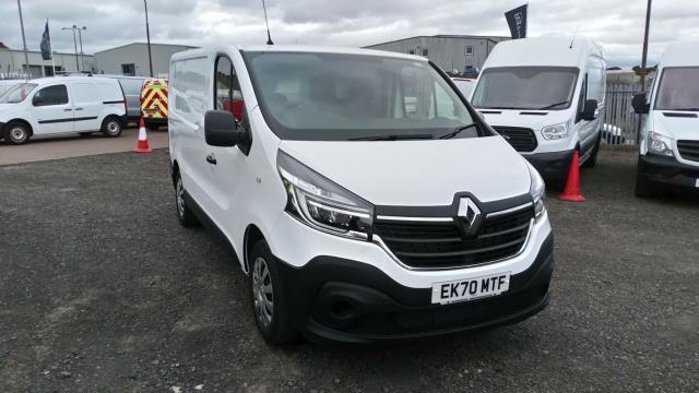 2020 Renault Trafic Sl28 Energy Dci 120 Business Van (EK70MTF) Image 1