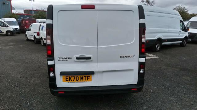 2020 Renault Trafic Sl28 Energy Dci 120 Business Van (EK70MTF) Image 4