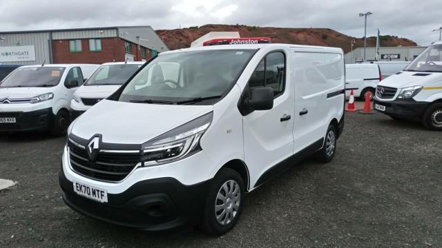 2020 Renault Trafic Sl28 Energy Dci 120 Business Van (EK70MTF) Image 7