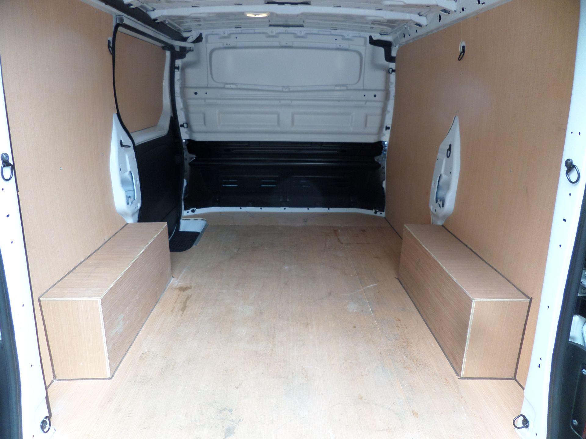 2020 Renault Trafic Sl28 Energy Dci 120 Business Van Euro 6 (EK70MTU) Image 5