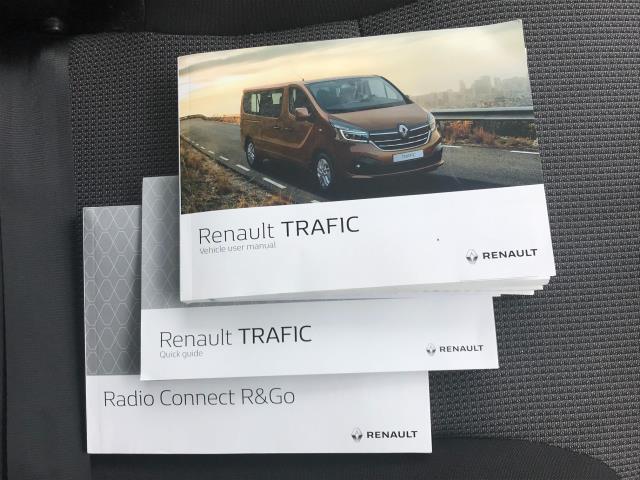 2020 Renault Trafic Sl28 Energy Dci 120 Business Van Euro 6 (EK70MWA) Image 25